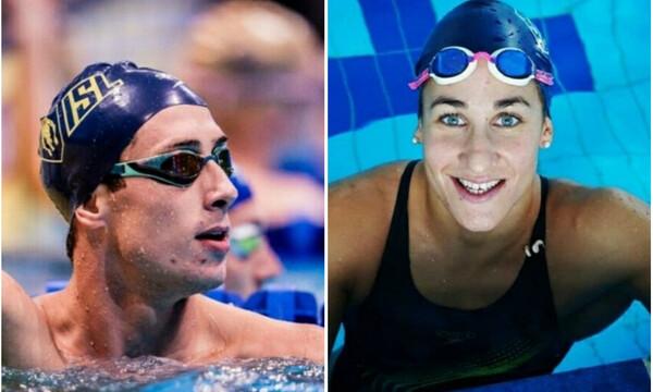 Γκολομέεβ και Δράκου 11 Πανελλήνια ρεκόρ 25άρας πισίνας!