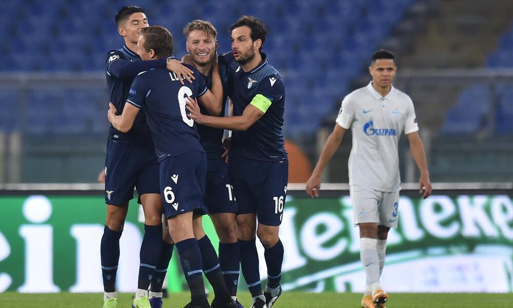 Champions League: Οι Χάαλαντ, Ιμόμπιλε οδηγούν Ντόρτμουντ και Λάτσιο στους «16» (videos)