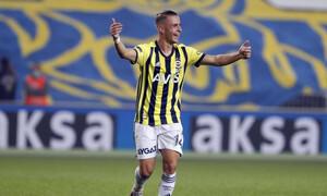 Τουρκία: Τους έχει τρελάνει ο Πέλκας, απίθανο γκολ με τακουνάκι (video)