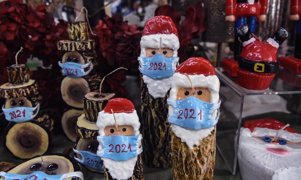 Lockdown: Ποια καταστήματα δεν θα ανοίξουν τα Χριστούγεννα