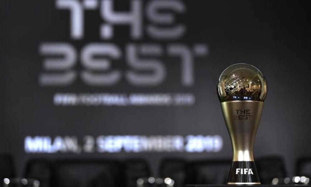 Οι υποψήφιοι για τα βραβεία The Best της FIFA