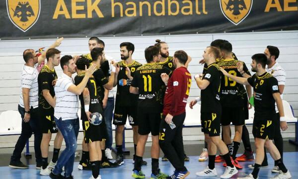 ΑΕΚ: Με την Πρίστινα κληρώθηκαν οι Πρωταθλητές Ελλάδας στο EHF European Cup