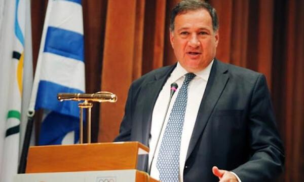 Καπράλος: Συλλυπητήρια του προέδρου της ΕΟΕ για τη Μαρία Μοσχολιού