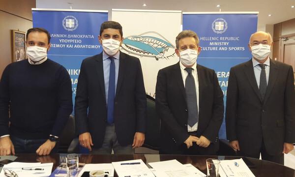 Αυγενάκης: «Να ξαναγίνει το ΟΑΚΑ στολίδι και να αναδειχθεί σε τουριστικό προορισμό» (video)