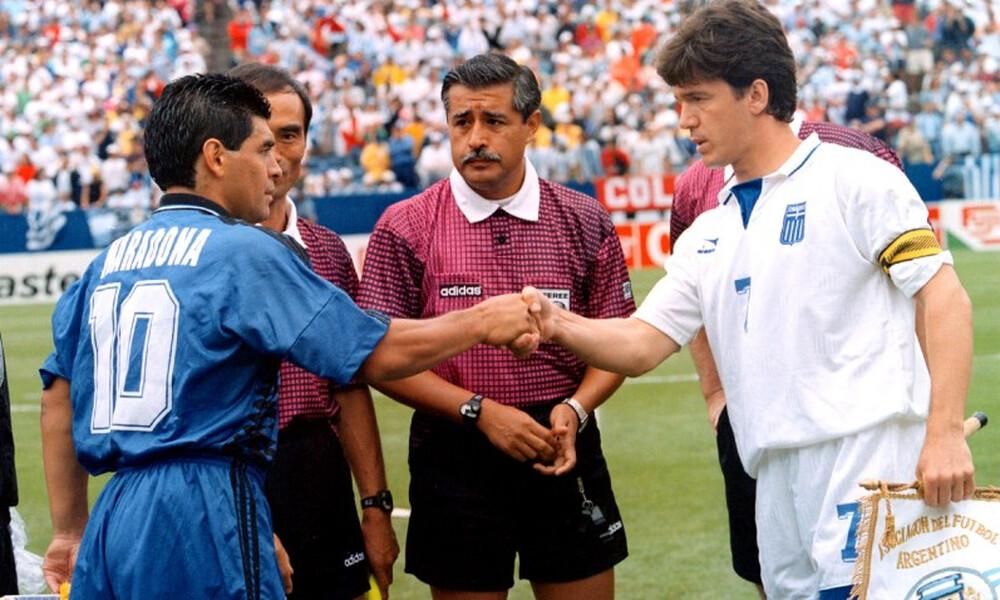 Μαραντόνα: Το τελευταίο γκολ με την Ελλάδα! (Photos & Videos)