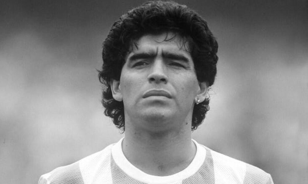 Ντιέγκο Μαραντόνα: Το «αντίο» του μπασκετικού κόσμου (photos)