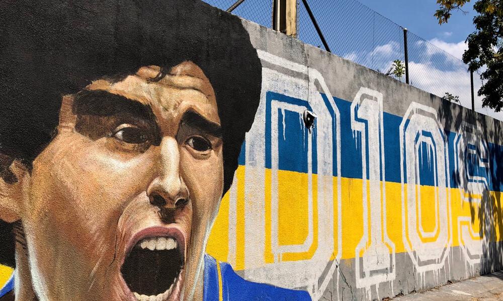 Ντιέγκο Μαραντόνα: Τα συγκλονιστικά πρωτοσέλιδα στα διεθνή μίντια και τα μαύρα λογότυπα (photos)