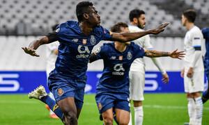 Μαρσέιγ-Πόρτο 0-2: Νίκη και πιο κοντά στους «16» του Champions League (videos)