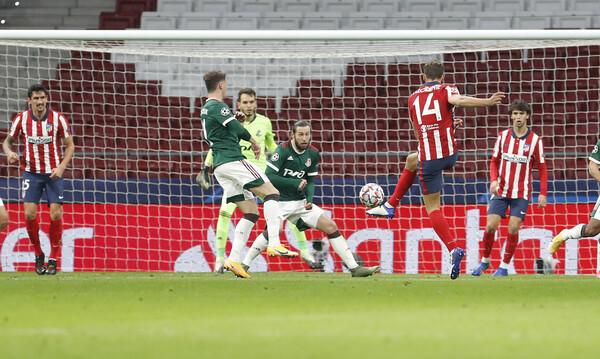 Ατλέτικο Μαδρίτης-Λοκομοτίβ Μόσχας 0-0: Έβαλε δύσκολα στον εαυτό της! (Photos & Video)