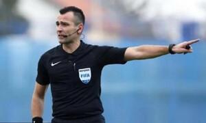 Άρης-Ολυμπιακός: Ορίστηκε ο διαιτητής του αγώνα