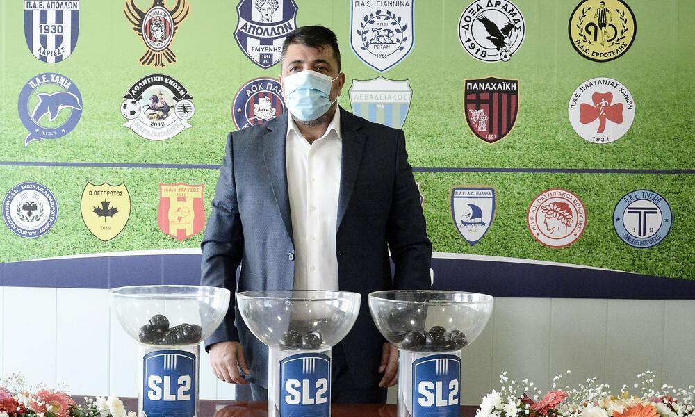Λεουτσάκος: «Λύση ή… διάλυση»