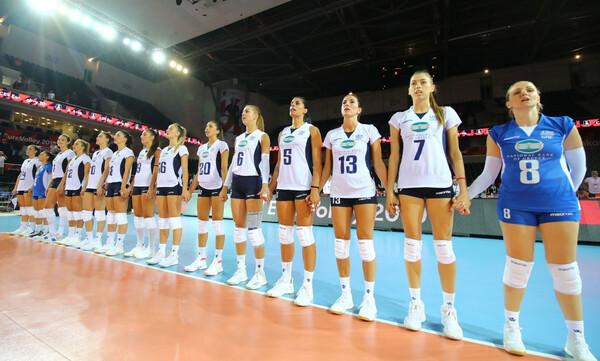 Εθνική ομάδα βόλεϊ Γυναικών: «Από το σημείο μηδέν...»