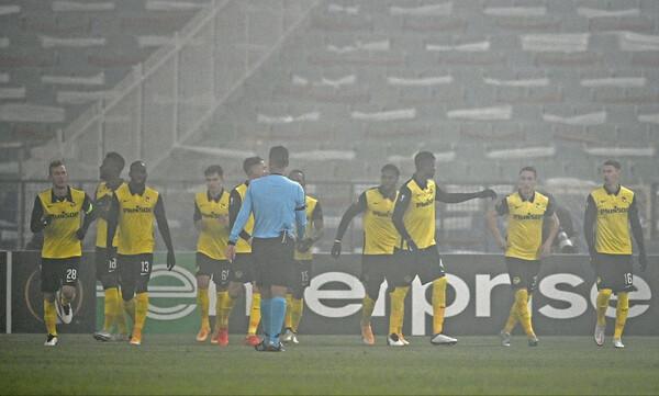 Europa League - 1ος όμιλος: «Διπλό» πρόκρισης για Γιουνγκ Μπόις (video)