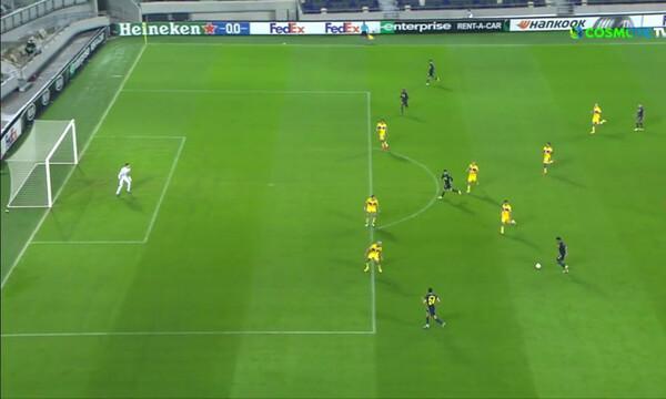 Europa League - 9ος όμιλος: Έσωσε τον βαθμό η Μακάμπι του Δώνη, σε απόσταση βολής η Σίβασπορ (vids)