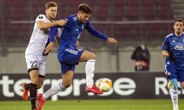Europa League - 11ος όμιλος: Βλέπει πρόκριση η Ντινάμο - Κόλλησαν ΤΣΣΚΑ και Φέγενορντ (video)