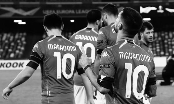 Europa League - 6ος όμιλος: Νίκη με αύρα Μαραντόνα – Ισοπαλία στην Ολλανδία