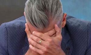 Ντιέγκο Μαραντόνα: Λύγισε on air ο Γκοϊκοετσέα (video+photos)