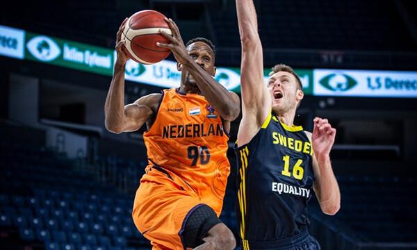 Προκριματικά Ευρωμπάσκετ 2022: Το ντέρμπι η Ολλανδία