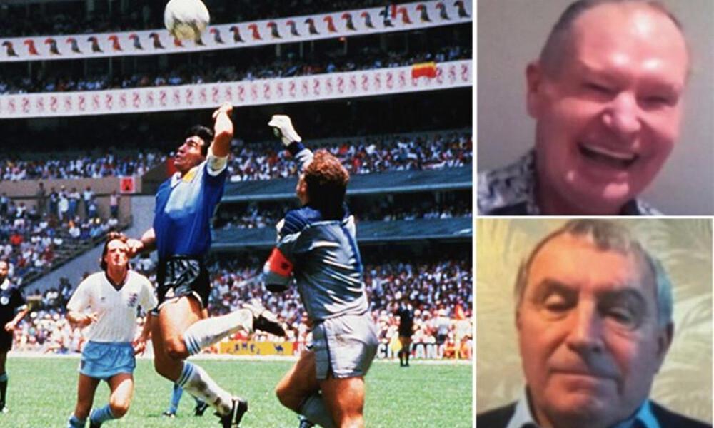Ντιέγκο Μαραντόνα: Ατάκα-βόμβα του Γκασκόιν για Σίλτον - Τον έβγαλε... στη σέντρα