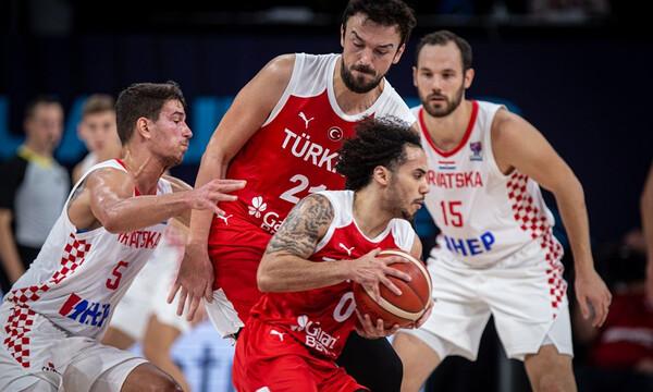 Προκριματικά Ευρωμπάσκετ 2022: Ο Μπίλαν επισκίασε το ντεμπούτο του Λάρκιν