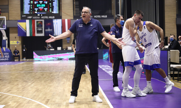Σκουρτόπουλος: «Δεν παίξαμε σωστά, υποχρεωμένοι να κερδίσουμε την Βουλγαρία»!