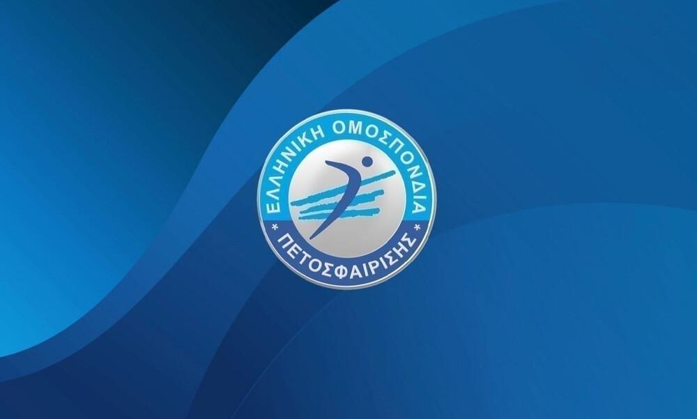ΕΟΠΕ-Καραμπέτσος: Το μήνυμα του Προέδρου της Ομοσπονδίας στον Γιώργο Μαυρωτά