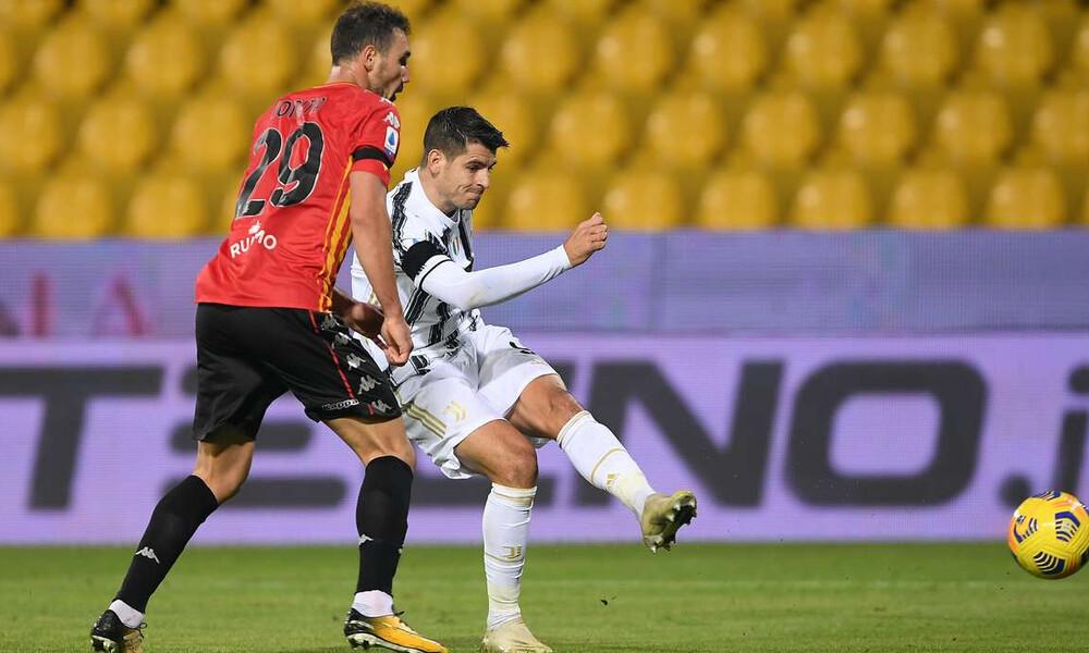 Serie A: «Χοντρή» γκέλα για Γιουβέντους! (Photos & Videos)