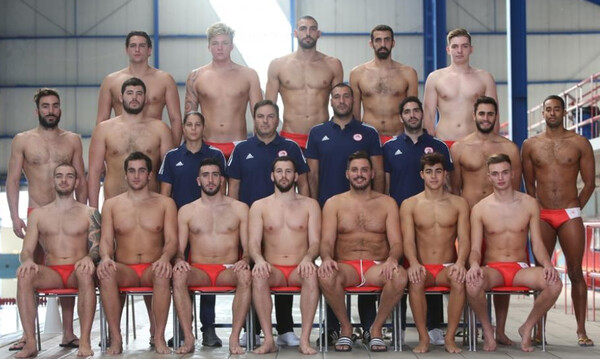 Champions League πόλο: Το πρόγραμμα του Ολυμπιακού στη «φούσκα» της Όστια