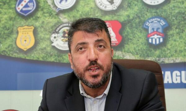 Λεουτσάκος: «Να αρχίσει άμεσα η Super League 2 - Θα μάθουμε να ζούμε με την πανδημία»