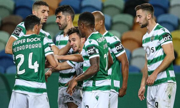 Primeira Liga: Συνεχίζει στο ρετιρέ η Σπόρτινγκ Λισσαβόνας (photos)