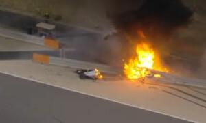 Τρομακτικό ατύχημα στην Formula 1: Από θαύμα ζουν οι οδηγοί (video+photos)