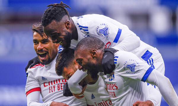 Ligue1: Άνετες νίκες για Λιόν και Μονακό! (videos+photos)