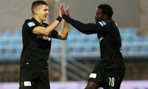 Λαμία - ΠΑΟΚ 0-2: Εύκολο πέρασμα και τώρα η Ομόνοια (videos+photos)
