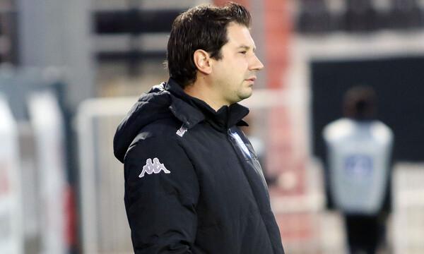 Γιαννίκης: «Δεχθήκαμε δύο γκολ από τρεις φάσεις»