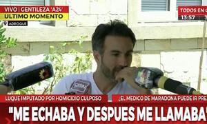Απάντησε ο γιατρός του Ντιέγκο Μαραντόνα: «Έκανα ότι μπορούσα» (video+photos)