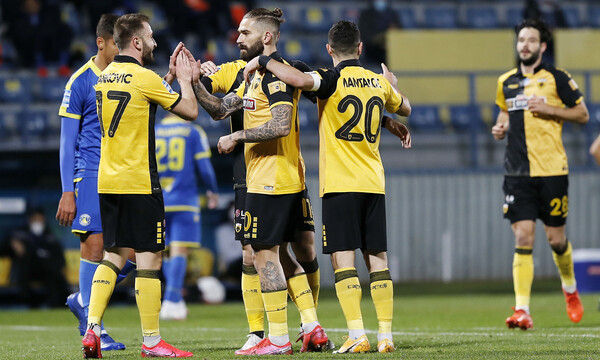 Τάνκοβιτς: «Το καλύτερο ματς της ΑΕΚ από τη μέρα που ήρθα»