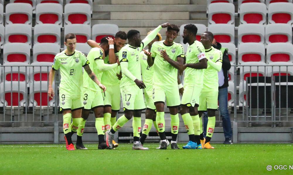 Ligue1: Έκπληξη μεγατόνων της Ντιζόν στη Νίκαια! (video)