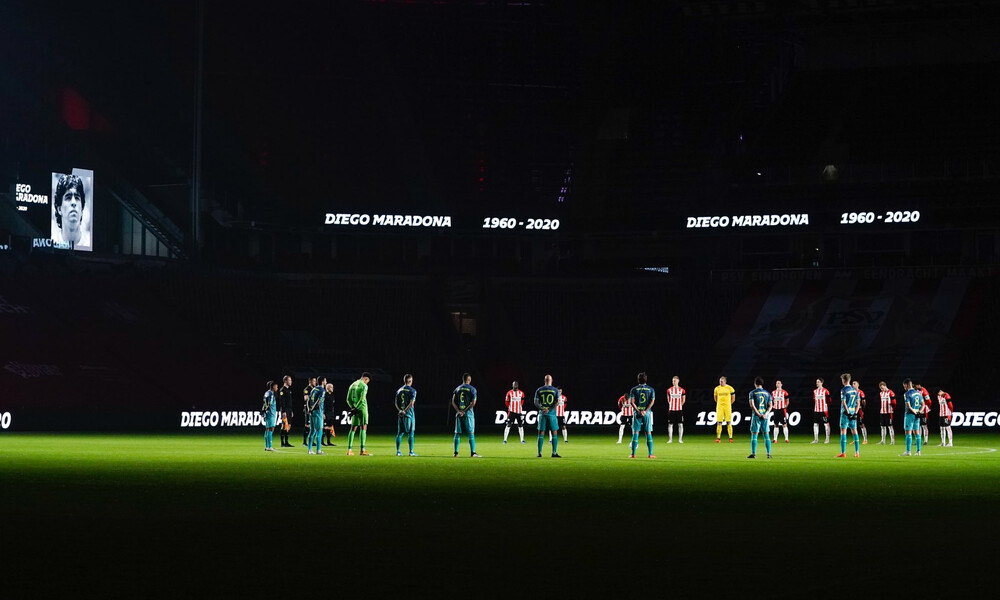 Eredivisie: Νίκη και τρίτη θέση για την Αϊντχόφεν, γκέλα η Φέγενορντ (video+photos)