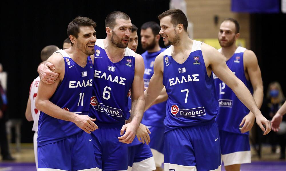 Eurobasket 2022: Και μαθηματικά η Εθνική μας στην τελική φάση