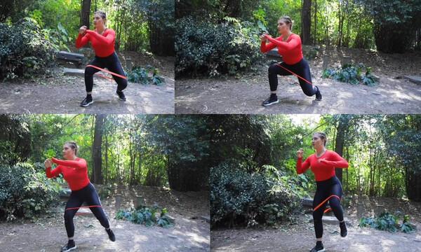 Καραντίνα: 4 ασκήσεις που μπορείς να κάνεις στο πάρκο της γειτονιάς σου