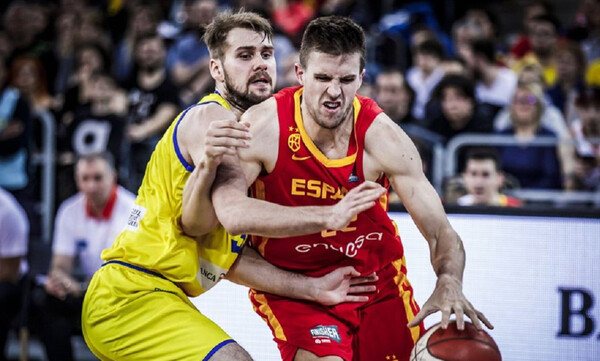 Eurobasket: Οι Ισπανοί «πλήρωσαν» ακριβά την «φούσκα»
