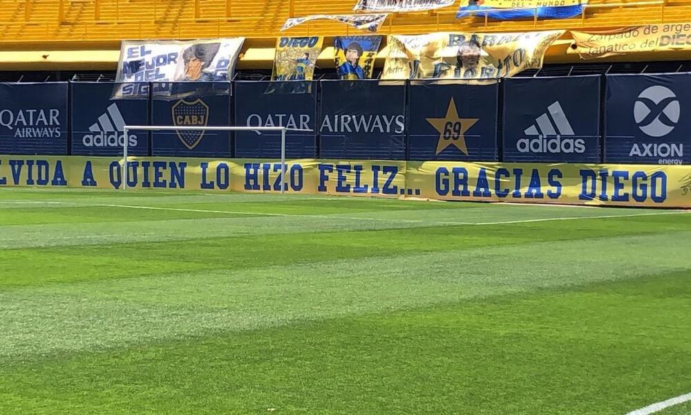 Ντιέγκο Μαραντόνα: Τιμούν τη μέρα μάτε με Ντιεγκίτο! (photos)