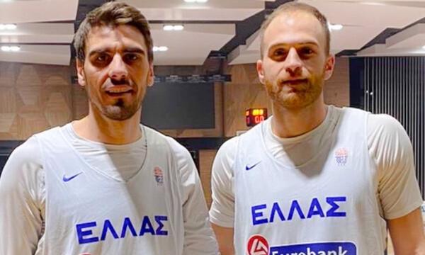 ΠΑΟΚ: Με Μαργαρίτη, Κακλαμανάκη η Ελλάδα στο Eurobasket 2022