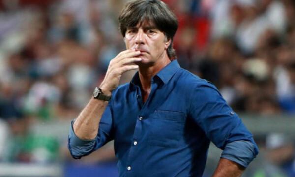 Γερμανία: Μένει στον πάγκο μέχρι το Euro o Λεβ