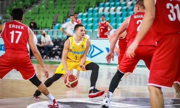 Ουκρανία - Αυστρία 70-67: Στο Ευρωμπάσκετ του 2022 και οι Ουκρανοί