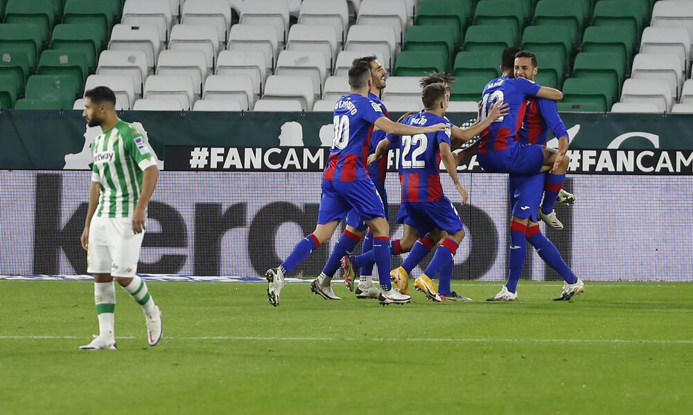 La Liga: Η Εϊμπάρ εκτέλεσε την Μπέτις στη Σεβίλλη! (video+photos)