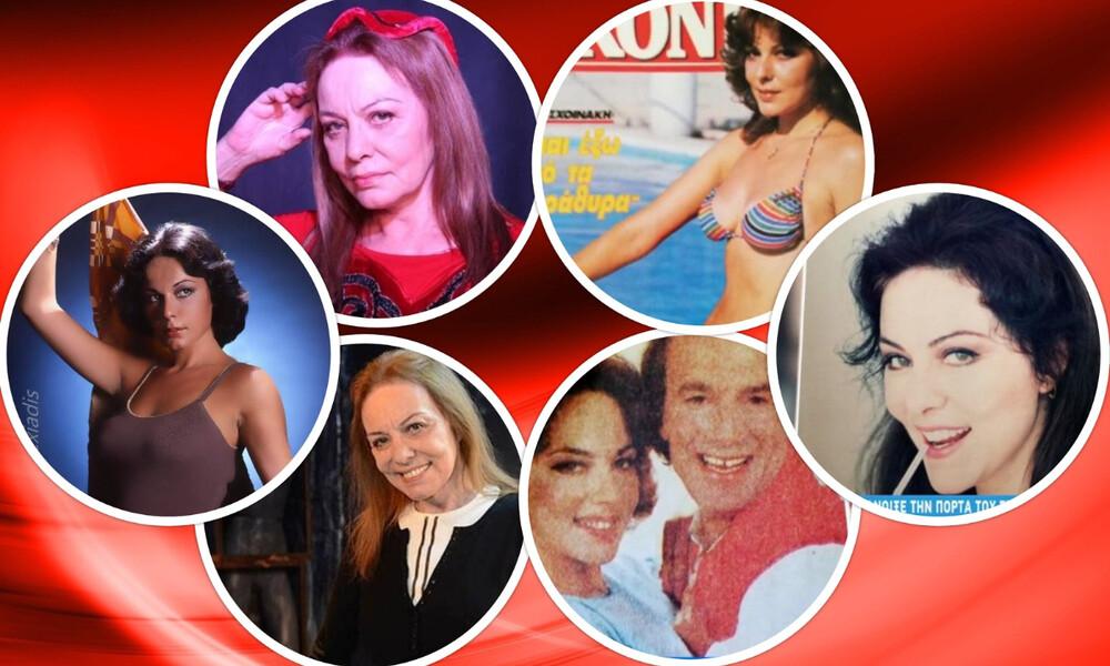 Τέτη Σχοινάκη: Πού είναι και τι κάνει σήμερα η σεξοβόμβα των 70s-80s;