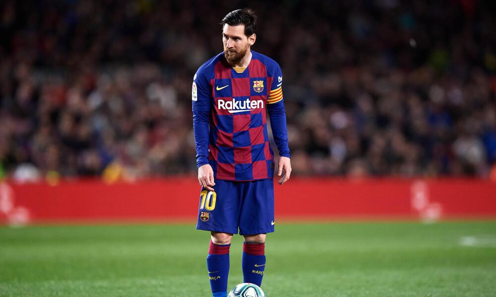 Champions League: Εκτός αποστολής ξανά ο Μέσι (photos)