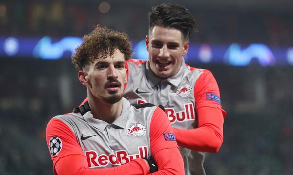 Champions League: Νίκησε και ελπίζει η Σάλτσμπουργκ (videos)