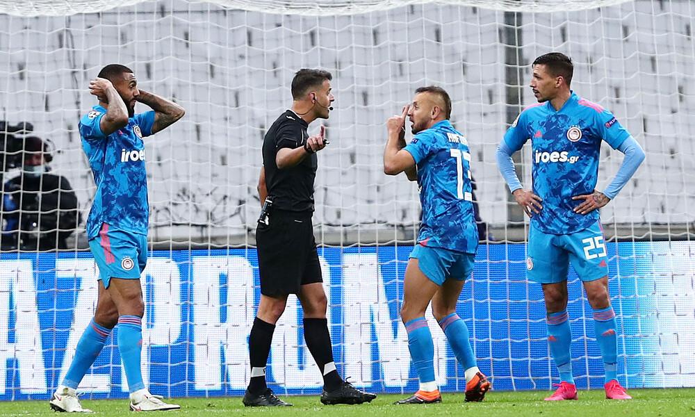 Μαρσέιγ-Ολυμπιακός 2-1: Ανατροπή ελέω VAR και εκτός Champions League (photos+videos)